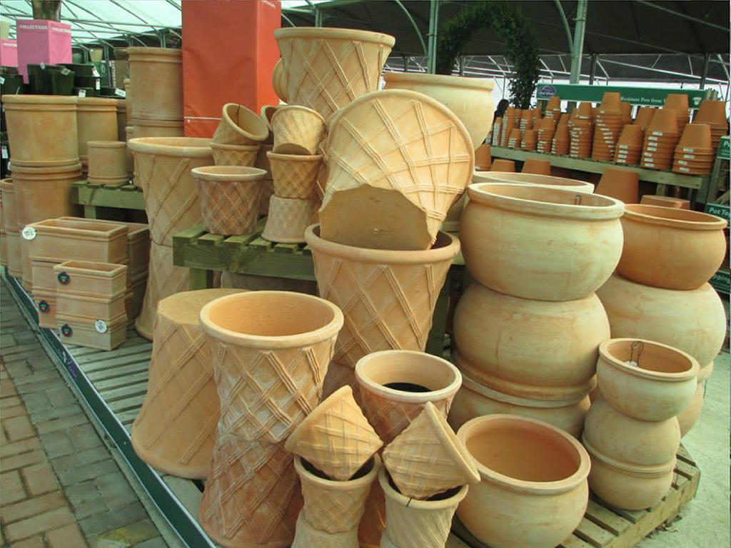 Attractive Garden Pottery 6