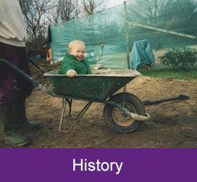 hampshire garden centre history