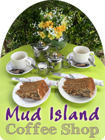 mud island garden centre coffee shop