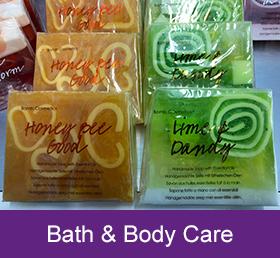 bath and body care
