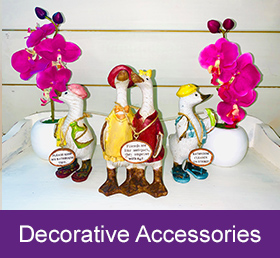 decorative accessories garden centre hampshire