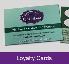 garden centre loyalty cards