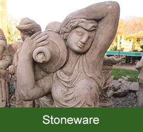 garden stoneware