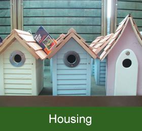 garden wildlife housing