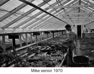Mike senior 1970