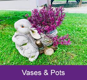 vases pots hampshire garden centre