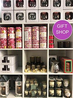 garden centre gift shop